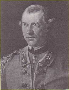 Major Henry Gladwin